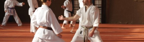 Metodika nácviku kata
