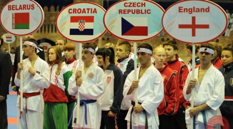 Stav Karate v ČR