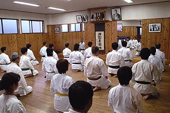 Motorické faktory limitující výkon v karate kata I.